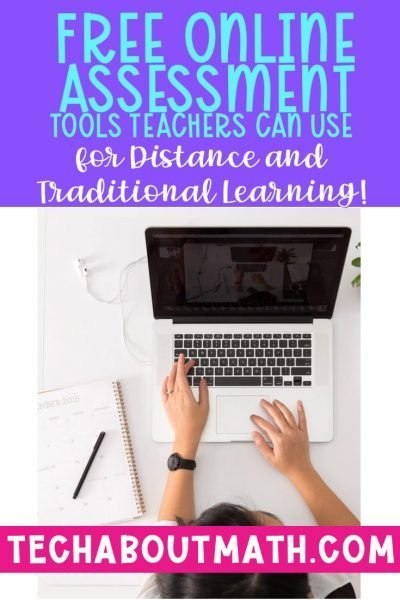 free online assessment tools for teachers